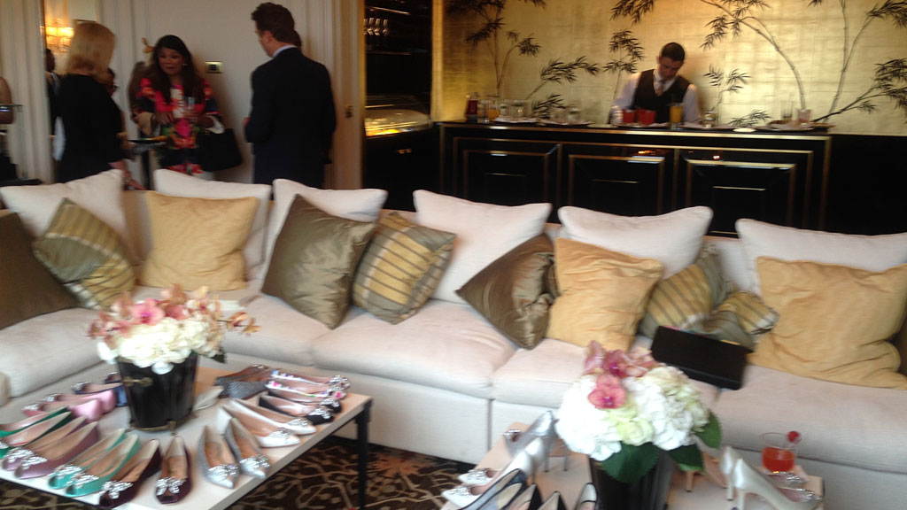 Savoy Royal Suite Event